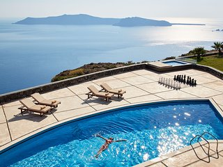 5 bedroom Villa in Thera, South Aegean, Greece - 5248661