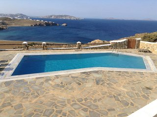 4 bedroom Villa in Agios Stefanos, South Aegean, Greece : ref 5248716