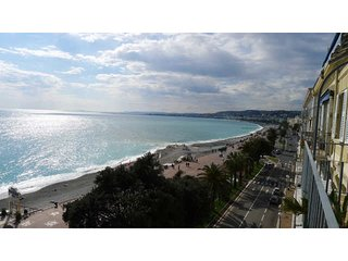 4 bedroom Apartment in Nice, Provence-Alpes-Côte d'Azur, France : ref 5252084