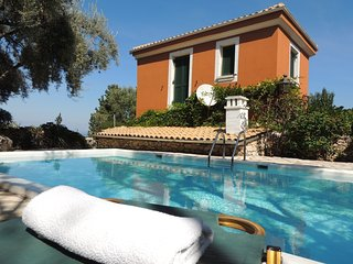 2 bedroom Villa in Lygia, Ionian Islands, Greece : ref 5248609