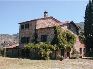 4 bedroom Villa in Tregozzano, Tuscany, Italy : ref 5239798