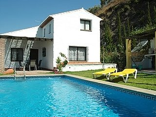 3 bedroom Villa in Frigiliana, Andalusia, Spain : ref 5455041