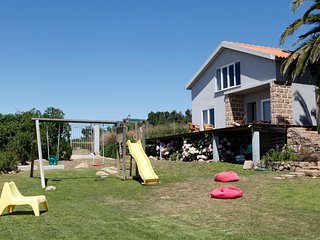 Mira Guincho house with sea view and garden, Cascais