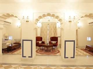 Laxmi Palace Heritage Hotel - Deluxe Double Room 3