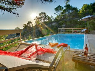 5 bedroom Villa in Lássi, Ionian Islands, Greece : ref 5248684