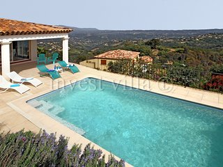 3 bedroom Villa in Tanneron, Provence-Alpes-Cote d'Azur, France : ref 5238727