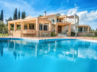 4 bedroom Villa in Kalamaki, Ionian Islands, Greece : ref 5248889