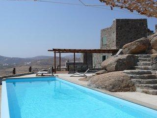 4 bedroom Villa in Kalafati, South Aegean, Greece : ref 5248708