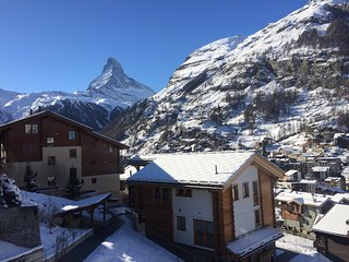 Charming 2 Bedroom Apartment w/Matterhorn Views - SHANGRI-LA ZERMATT
