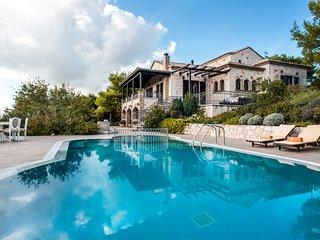 4 bedroom Villa in Kydoni, Ionian Islands, Greece : ref 5248730