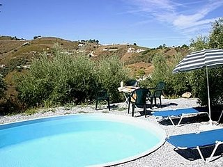 Competa Villa Sleeps 4 with Pool - 5000410