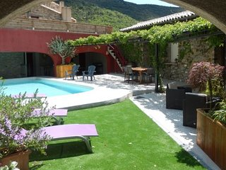 4 bedroom Villa in Quintillan, Occitania, France : ref 5248774