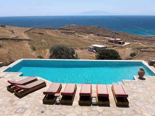 10 bedroom Villa in Kalafati, South Aegean, Greece : ref 5248693