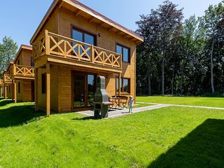 Owocowy Ogrod  Two-Bedroom Chalet 4