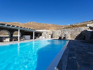 5 bedroom Villa in Ornos, South Aegean, Greece : ref 5248715