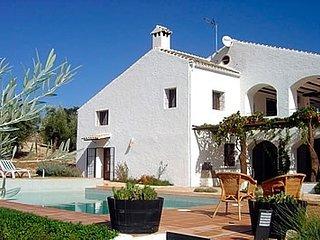 5 bedroom Villa in Granada, Andalusia, Spain : ref 5455095