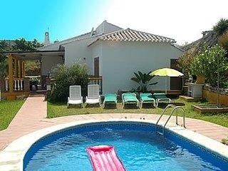 3 bedroom Villa in Frigiliana, Andalusia, Spain : ref 5455042