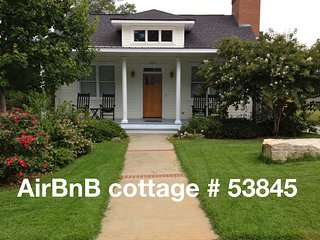 Athens Downtown Cottage at UGA for rent by Nelson Wells