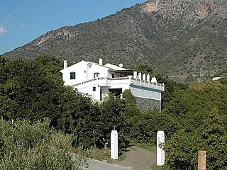 4 bedroom Villa in Frigiliana, Andalusia, Spain : ref 5455076