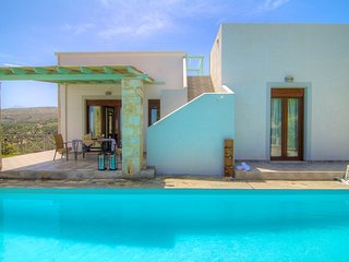 3 bedroom Villa in Loutra, Crete, Greece : ref 5248643
