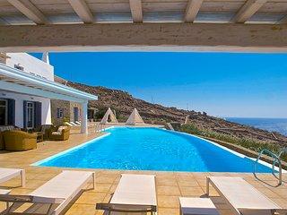 7 bedroom Villa in Kalafati, South Aegean, Greece : ref 5248707