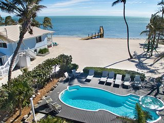 Islamorada Oceanfront Estate, Pool, Beach Cottages-- Sea Ranch -- Florida Keys