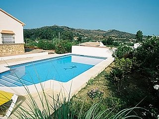 2 bedroom Villa in Malaga, Andalusia, Spain : ref 5455057