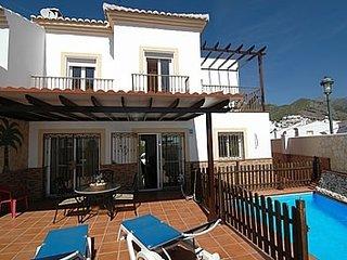 3 bedroom Villa in Nerja, Andalusia, Spain : ref 5455192