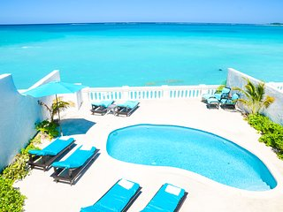 Luxury Design Villa in Paradise! Caprice #9 Ocean Front - Heart of the Bahamas