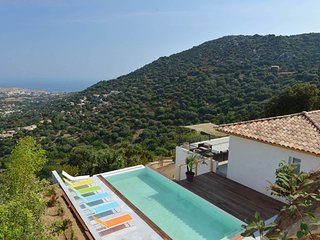 3 bedroom Villa in Corbara, Corsica, France : ref 5248879