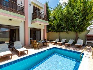 Villa Kerkis, discreet comfort!