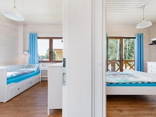 Owocowy Ogrod  Two-Bedroom Chalet 3