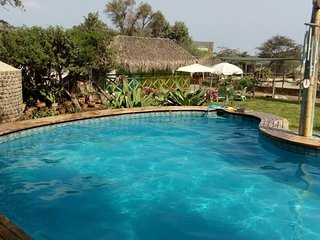 EcoLodge & Finca 'The Oasis'