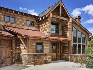 Luxury Lewis Ranch Mtn Home, Walk to Ski Lift