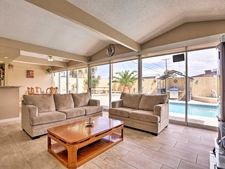 Home w/Private Yard & Pool, 10 Min to Vegas Strip!