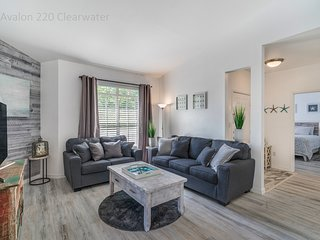 Clearwater Beach, Florida, USA, modern fully renovated condo