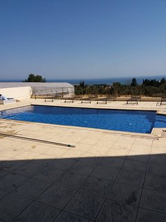'Mountain Pearl Villa' 4 BR with pool and Sea & Mountain views