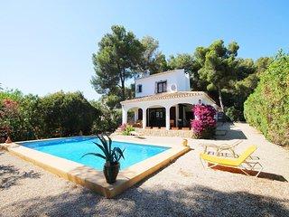 4 bedroom Villa in Xàbia, Valencia, Spain : ref 5648200