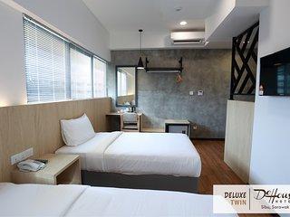 De House Hotel (Deluxe Twin 1)