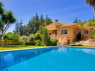 Luxury Private Villa Valeria  in Cascada de Camojan, near Marbella