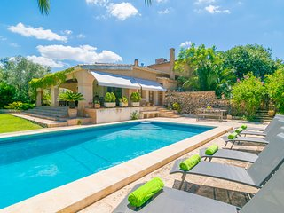 CAS TRES GERMANS - Villa for 11 people in Sant Jordi - Palma de Mallorca