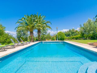 CAS 3 GERMANS - Villa for 9 people in SANT JORDI / Palma de Mallorca