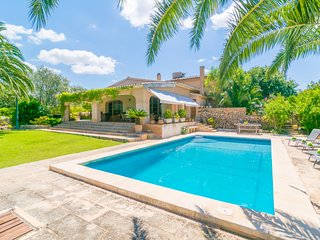 CAS TRES GERMANS - Villa for 11 people in Sant Jordi