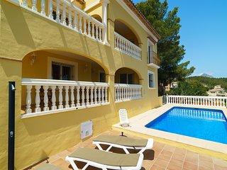 AGUACATE - Villa for 10 people in Javea
