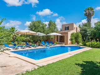 ALBA - Villa for 6 people in Manacor