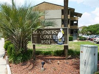 Steps away from the beach #B115Mariners Cove-- Myrtle Beach SC