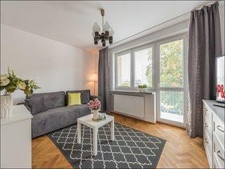 Apartment PULAWSKA-WARSZAWIANKA