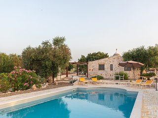 Trullo Fantastico: hidden gem with private pool