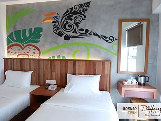 DE HOUSE HOTEL (Borneo Twin 1)