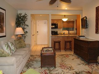Garden View Maui Condo—Beachfront Resort—Just 50 steps to the beach; 1BR/BA